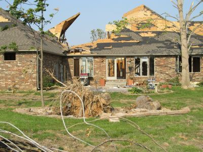 How Strong Winds Damage Your Home