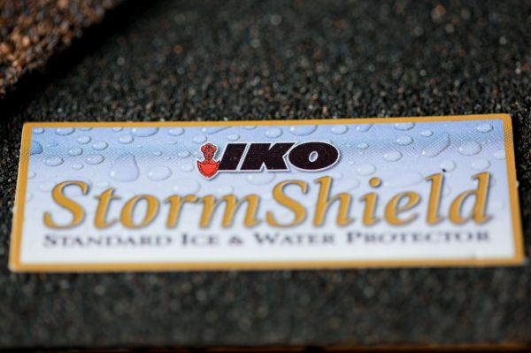 IKO Storm Shield standard ice & water protection